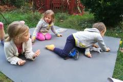 Kültéri EKO Játszószőnyeg